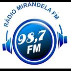 Mirandela FM - 98.7 FM Nilopolis , RJ