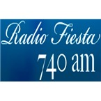 Radio Fiesta - 740 AM Veracruz, VE