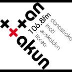 Ttan Ttakun Irratia FM - 106.8 FM San Sebastian