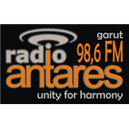 Radio Antares FM - 98.6 FM Garut Online