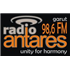 Antares FM (PM3BHF) - 98.6 FM