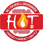 Radio Hot FM - 87.7 FM Lusaka Online