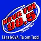 Radio Rádio Nova FM - 98.5 FM Goiana Online