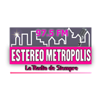 Estereo Metropolis - 97.5 FM Comayagua, Comayagua Province