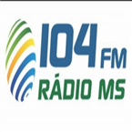 Radio Rádio MS 104 FM - 104.0 FM Campo Grande , MS Online