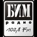 Bim Radio (Бим Радио) - 102.8 FM