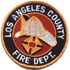 Los Angeles County Fire - Blue 8