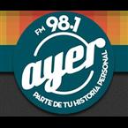 FM Ayer - 98.1 FM Mendoza