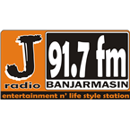 J Radio - 91.7 FM Banjarmasin