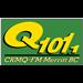 Q101 (CKMQ-FM) - 101.1 FM