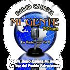 YSJW - Radio Cadena Mi Gente 700 AM San Salvador