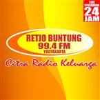 Retjo Buntung FM - 99.4 FM Kota Yogyakarta