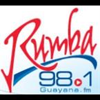 Rumba FM - Guayana - 98.1 FM Ciudad Guayana, Bolivar