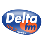 Delta FM Boulogne 100.7 (French Music)