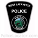Lafayette and West Lafayette Police, and Fire