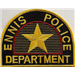 Ennis Police Department