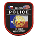 Temple and Belton Police and Fire Dispatch, Bell County Fire Dis