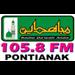 Mujahidin FM - 105.8 FM