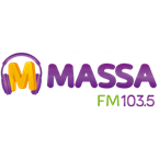 Rádio Massa (Litoral) 103.5 (Brazilian Popular)
