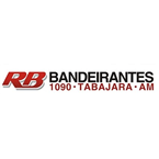 Radio Bandeirantes Tabajara 1090 AM | (Brazilian Talk)