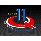 Radio 11Q 104.9 (Top 40/Pop)