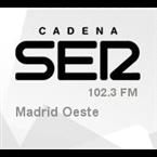 SER Madrid Oeste (Cadena SER) 102.3 (Spanish Talk)