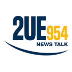 2UE - 954 AM Sydney, NSW