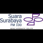 PM6FJK - Suara Surabaya FM 100.0 FM Surabaya