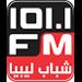 Shabab Libya FM - 101.1 FM