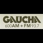Rádio Gaúcha  AM - 600 AM Porto Alegre, RS