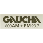 Rádio Gaúcha  FM - 93.7 FM Porto Alegre