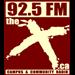 92.5 FM The X (CFBX-FM)