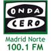 Onda Cero Madrid Norte (Onda Cero Network) - 100.1 FM