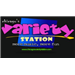 Chicago's Variety Station