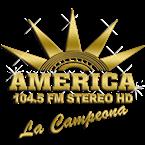 Radio America Estereo Radio - 104.5 FM Quito Online