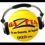 Gazeta FM - 99.9 FM Cuiabá