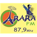 Rádio Arara FM (ZYL735) - 87.9 FM