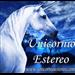 unicornio estereo