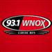 Classic Hits 93.1 (WNOX)