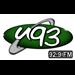 U93 (WNDV) - 92.9 FM