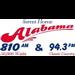 Alabama 810 (W232BS) - 94.3 FM
