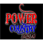 106.5 | Power Country 106 (Top 40/Pop)