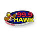 99.9 The Hawk (WODE-FM)