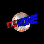 WONE-FM - 97.5 FM Akron, OH
