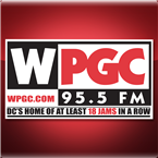 WPGC-FM - 955 WPGC 95.5 FM Morningside, MD