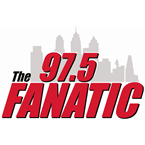 WPEN-FM - The Fanatic 97.5 FM Burlington, NJ