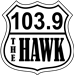 The Hawk (WRKA) - 103.9 FM