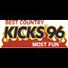 Kicks 96 (WQLK) - 96.1 FM
