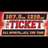 The Ticket (WTXK) - 1210 AM