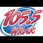 WRAR-FM - 105.5 FM Tappahannock, VA